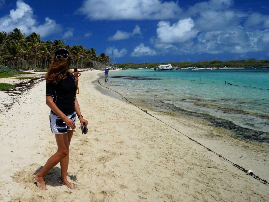Île de Petite-Terre en Guadeloupe