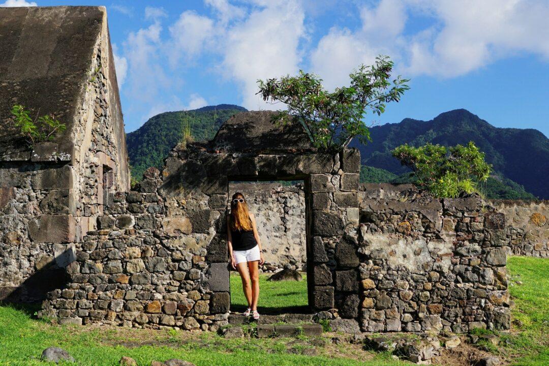 Choubaka au fort Delgrès