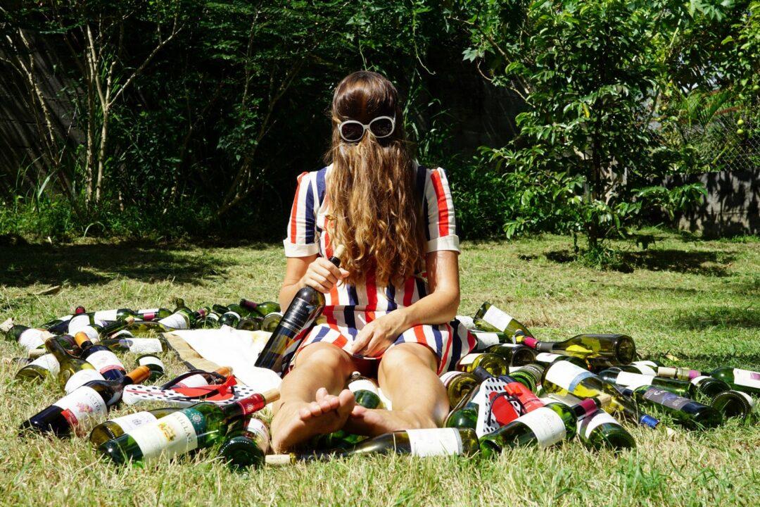 Choubaka au lendemain de la garden-party du 14 juillet