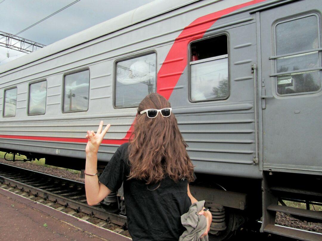 Transsibérien Moscou - Vladivostok