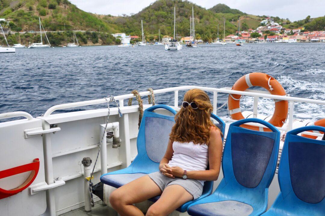 Navette maritime Guadeloupe - Les Saintes