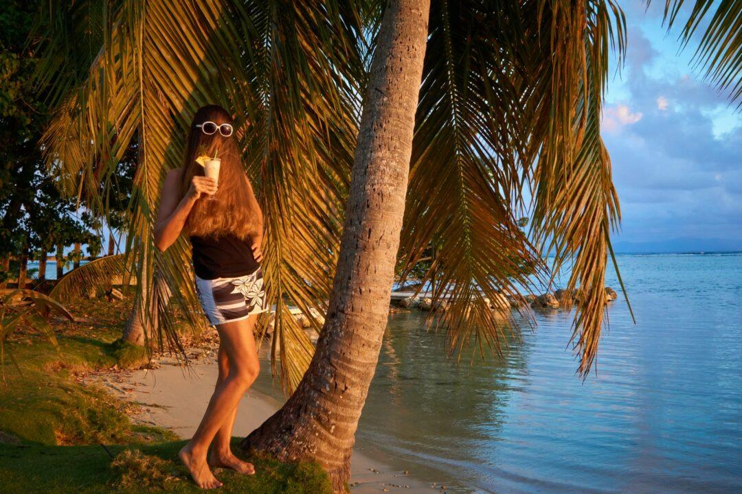 Choubaka au Sun 7 Beach
