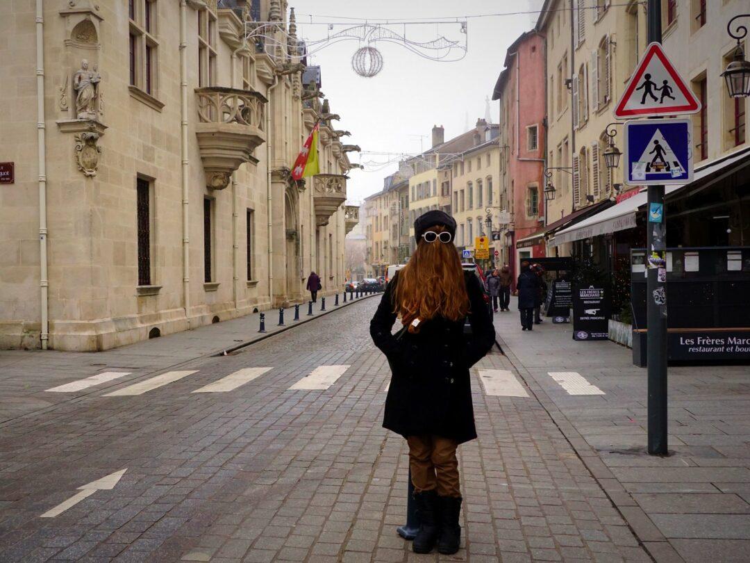 Choubaka dans la Grande Rue