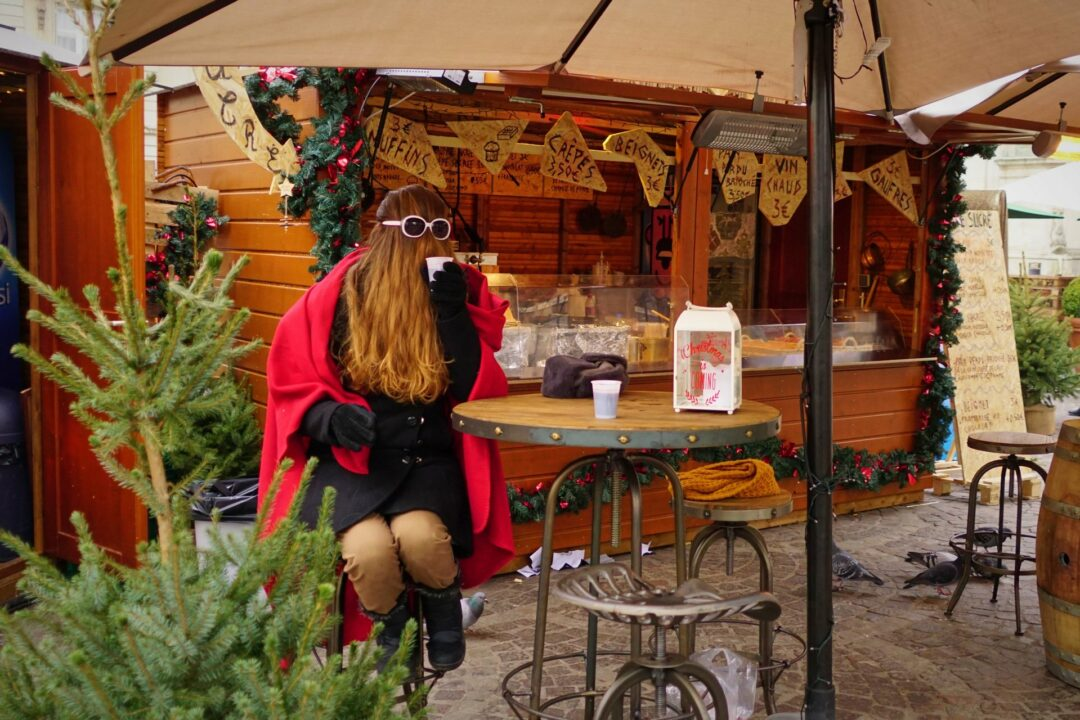 Choubaka au marché de Noël de Nancy