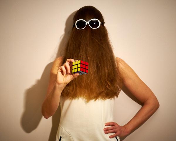 Choubaka champion de Rubik's Cube