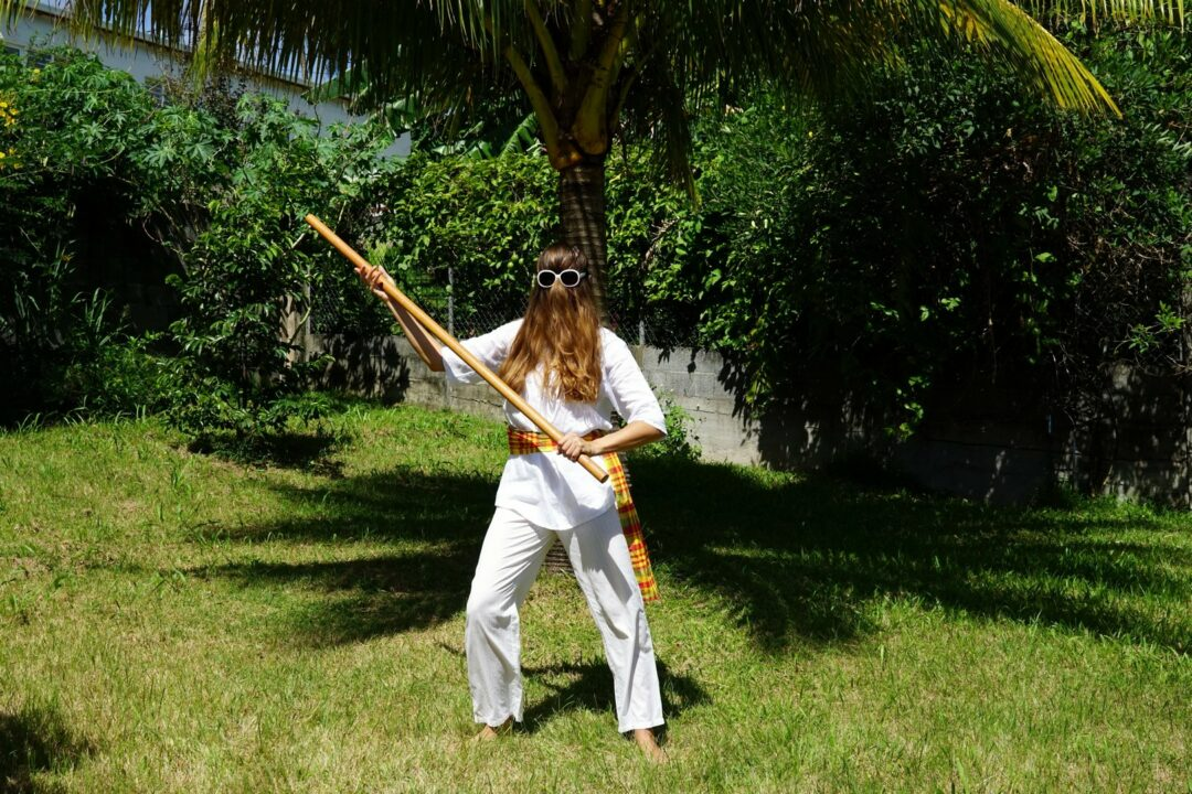 Technique de kung-chu baka-ninjutsu