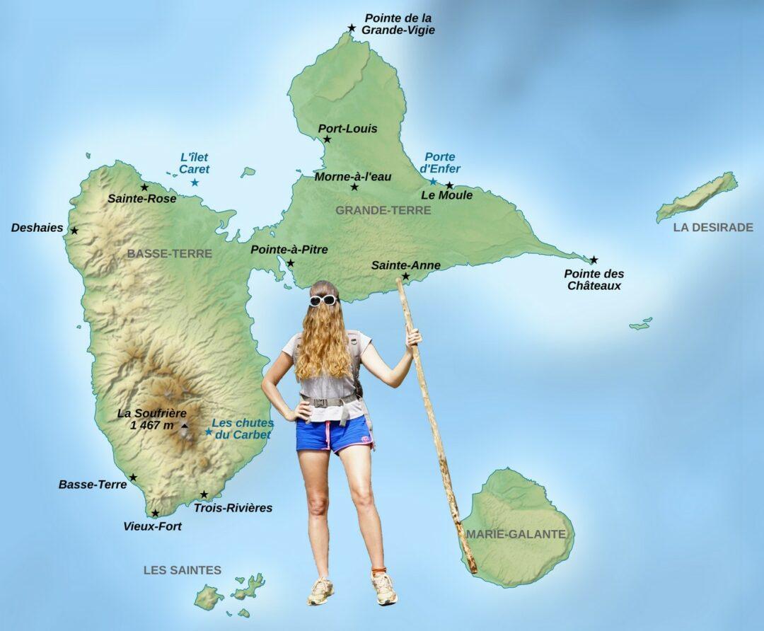 Choubaka fait le tour de Guadeloupe