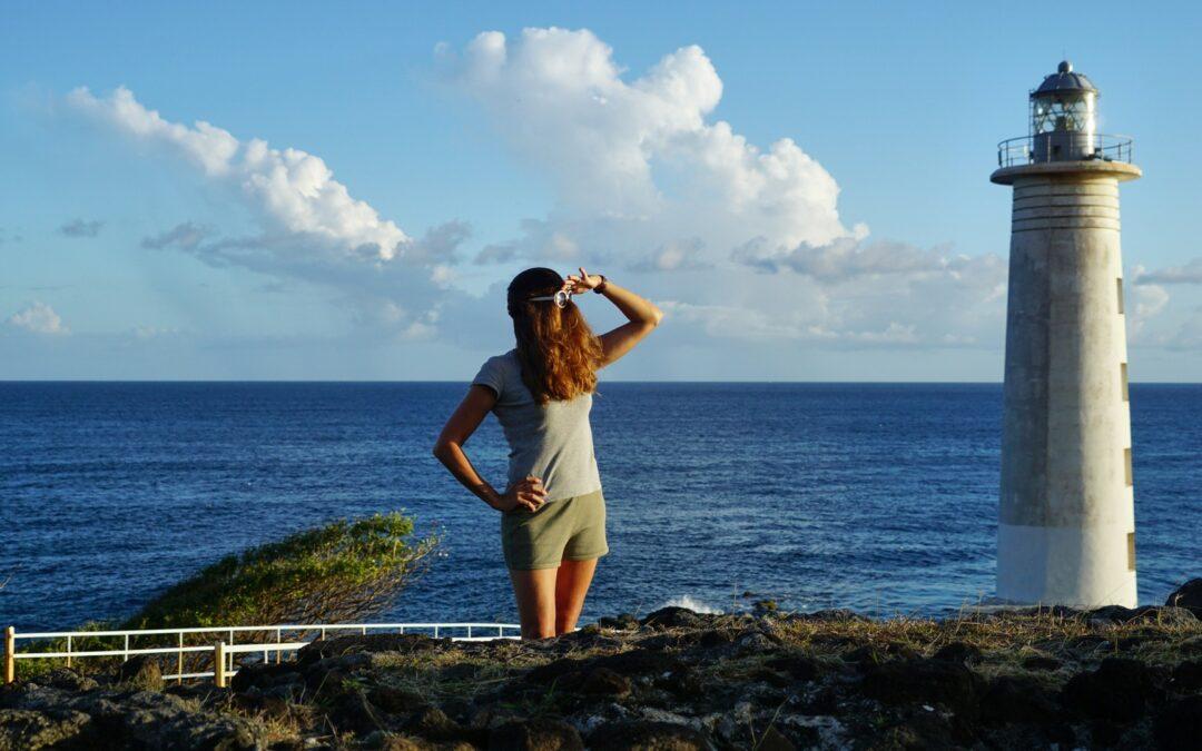 Choubaka à Vieux-Fort, à la pointe méridionale de l'île de Basse-Terre