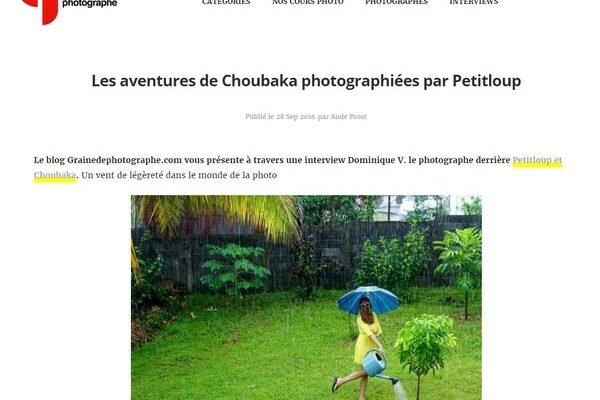 Un article de Graine de Photographe