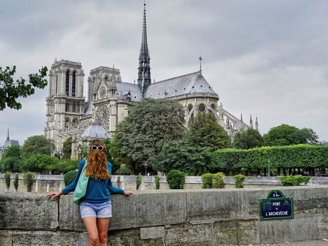 Choubaka à Notre-Dame de Paris